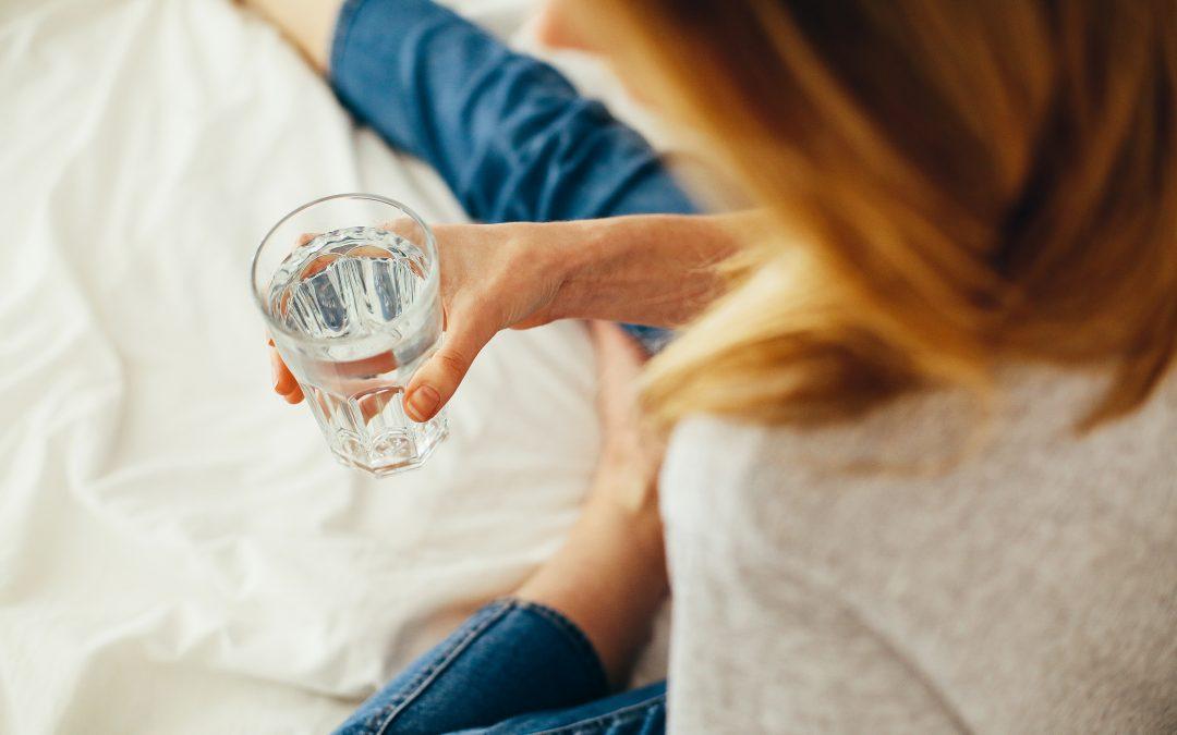 5 redenen waarom je genoeg water moet drinken