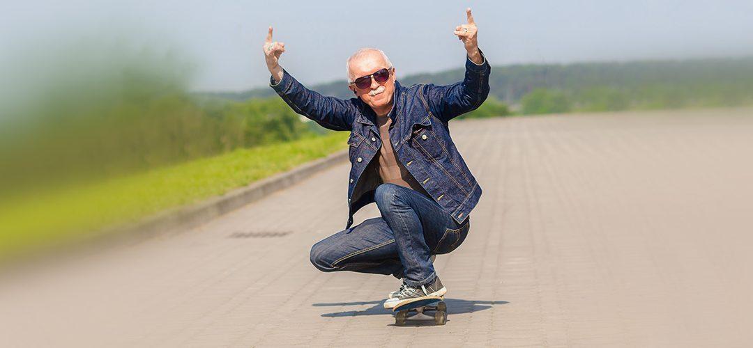 Jong blijven en oud worden; wat willen we eigenlijk?